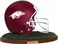 Arkansas Razorbacks Replica Football Helmet Figurine