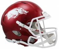 Arkansas Razorbacks Riddell Speed Full Size Authentic Football Helmet