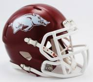 Arkansas Razorbacks Riddell Speed Mini Replica Football Helmet