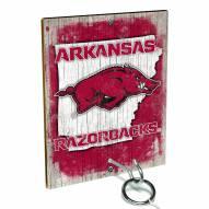 Arkansas Razorbacks Ring Toss Game