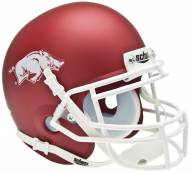 Arkansas Razorbacks Schutt Mini Football Helmet