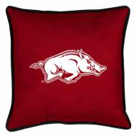 Arkansas Razorbacks Sidelines Pillow