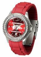 Arkansas Razorbacks Sparkle Women's Watch