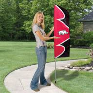 Arkansas Razorbacks Swooper Flag