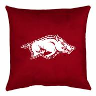 Arkansas Razorbacks NCAA Locker Room Toss Pillow