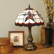 Houston Astros MLB Stained Glass Table Lamp