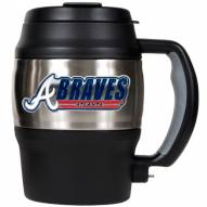 Atlanta Braves 20 Oz. Mini Travel Jug