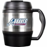 Atlanta Braves 52 Oz. Stainless Steel Macho Travel Mug