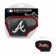 Atlanta Braves Blade Putter Headcover