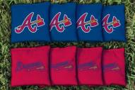 Atlanta Braves Cornhole Bag Set