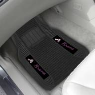 Atlanta Braves Deluxe Car Floor Mat Set