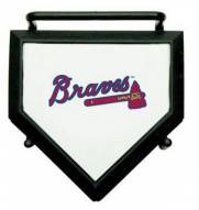 Atlanta Braves Home Plate Coaster Set