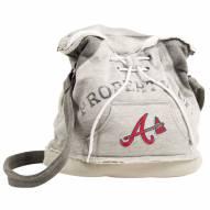 Atlanta Braves Hoodie Duffle
