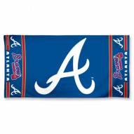 Atlanta Braves McArthur Beach Towel