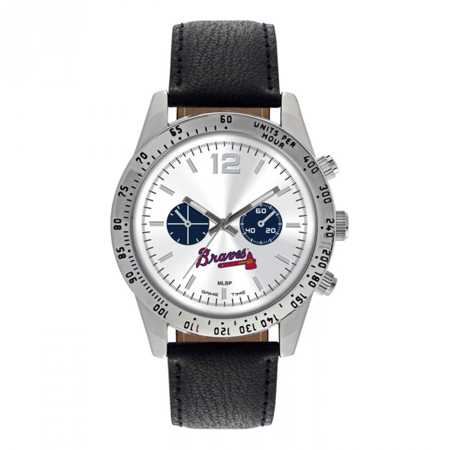 Atlanta Braves Men's Letterman Watch