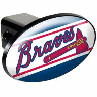 Atlanta Braves MLB Trailer Hitch Cover