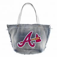 Atlanta Braves MLB Vintage Tote Bag