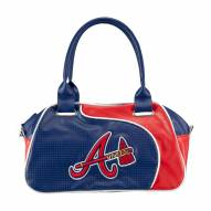 Atlanta Braves Perf-ect Bowler Purse
