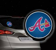 Atlanta Braves Light Up Power Decal