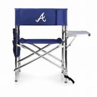 Atlanta Braves Sports Folding Chair
