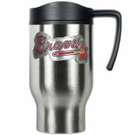 Atlanta Braves Stainless Steel Travel Mug