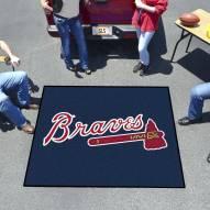 Atlanta Braves Tailgate Mat
