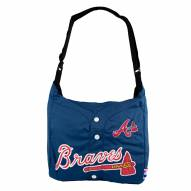 Atlanta Braves Team Jersey Tote