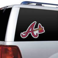 Atlanta Braves Window Film