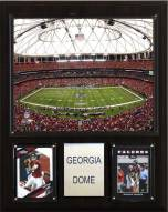 "Atlanta Falcons 12"" x 15"" Stadium Plaque"