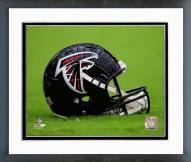 Atlanta Falcons Atlanta Falcons Helmet Framed Photo