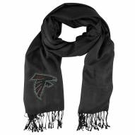 Atlanta Falcons Black Pashi Fan Scarf