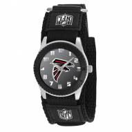 Atlanta Falcons Black Rookie Kids Watch