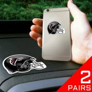 Atlanta Falcons Cell Phone Grips - 2 Pack