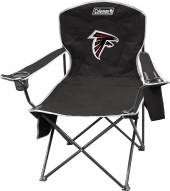 Atlanta Falcons Coleman XL Cooler Quad Chair