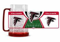 Atlanta Falcons Crystal Freezer Mug