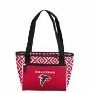 Atlanta Falcons Double Diamond Cooler Tote
