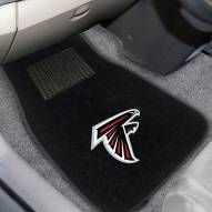 Atlanta Falcons Embroidered Car Mats