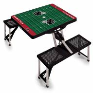Atlanta Falcons Folding Picnic Table