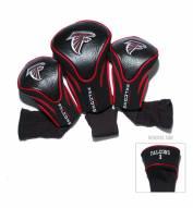 Atlanta Falcons Golf Headcovers - 3 Pack