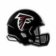 Atlanta Falcons Helmet Car Emblem