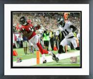 Atlanta Falcons Julio Jones 2015 Action Framed Photo