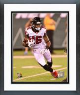 Atlanta Falcons Justin Hardy 2015 Action Framed Photo