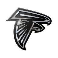 Atlanta Falcons Metal Car Emblem