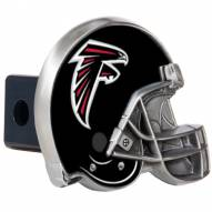 Atlanta Falcons NFL Football Helmet Trailer Hitch Cover