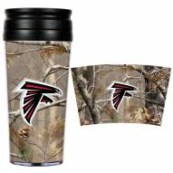 Atlanta Falcons NFL RealTree Camo Coffee Mug Tumbler