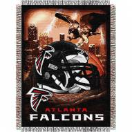 Atlanta Falcons NFL Woven Tapestry Throw