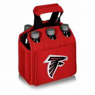 Atlanta Falcons Red Six Pack Cooler Tote