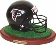 Atlanta Falcons Replica Football Helmet Figurine