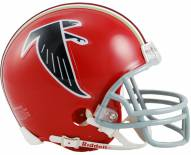 Atlanta Falcons Riddell 66-69 VSR4 Mini Replica Football Helmet