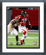 Atlanta Falcons Steven Jackson 2014 Action Framed Photo